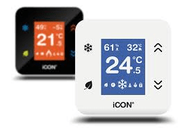 NGBS ICON okos hűtés-fűtés vezérlő
